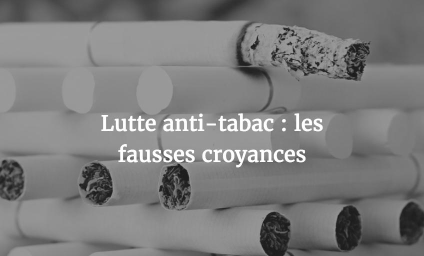 fausses croyances tabac