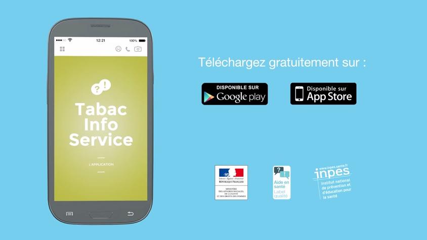 L'application Tabac Info Service : le coach mobile pour