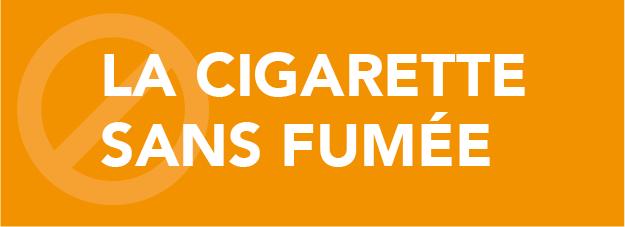 cigarette sans fumée